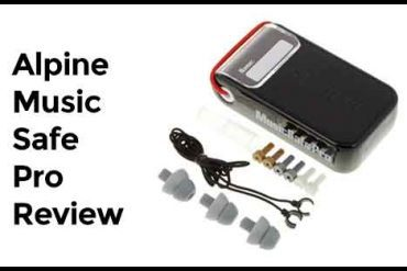 Alpine MusicSafe Pro Filter Ear Plugs Review