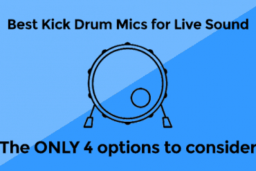 Best Kick Drum Mic for Live Sound