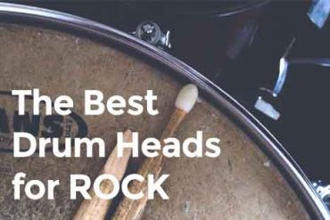 Best Drum Heads for Rock: 3 MUST TRY Options!