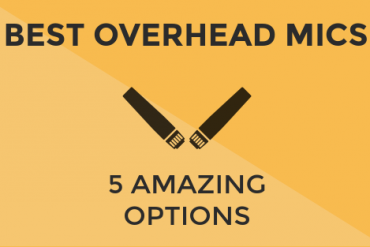 Best Overhead Drum Mics: 5 AMAZING Options