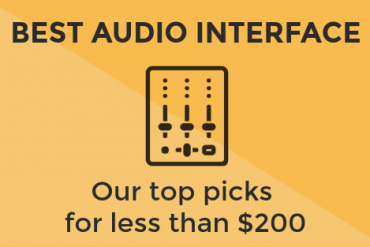 Best Audio Interface under $200