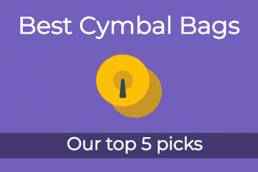 Keep You Cymbals Safe! Our Best 5 Cymbal Bag Picks